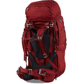 Lundhags Gnaur 75 Backpack Dark Red